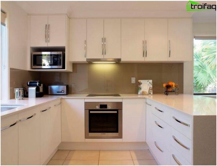 Dise o de la cocina 10 metros cuadrados 50 ideas de for Cocinas de 15 metros cuadrados