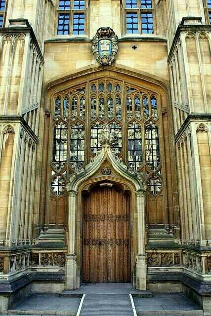 Biblioteca Oxford Inglaterra