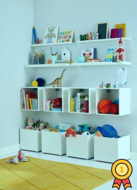 10 kreative Tipps, um Spielzeug für Ihre Kinder zu halten
