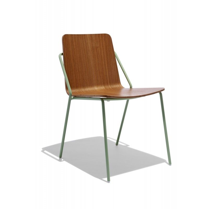 Sling Chair Midtown Diner Chair Plywood Chair Industrial Chair