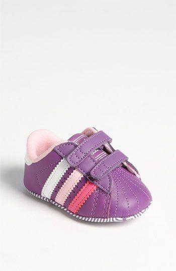 Adidas Superstar 2 Crib Shoe Infant Nordstrom Adidas Crib Shoes Crib Shoes Shoes