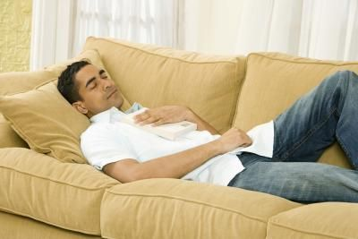 repair sagging sofa springs chesterfield couch settee how to fix a with dip   handsome guys, ...