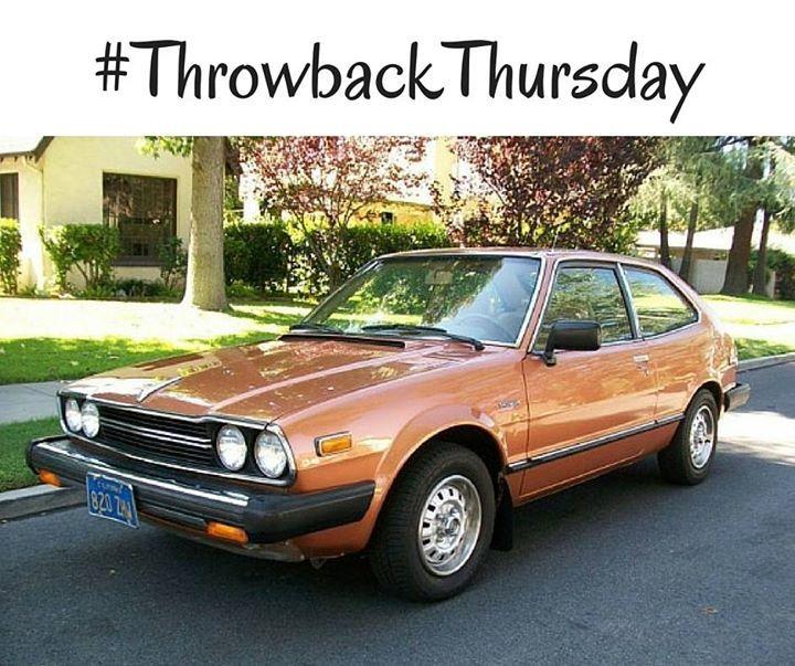 tbt 1980 honda accord hatchback throwbacks pinterest honda rh pinterest com Honda Accord Transmission Recall Honda Accord Transmission Problems