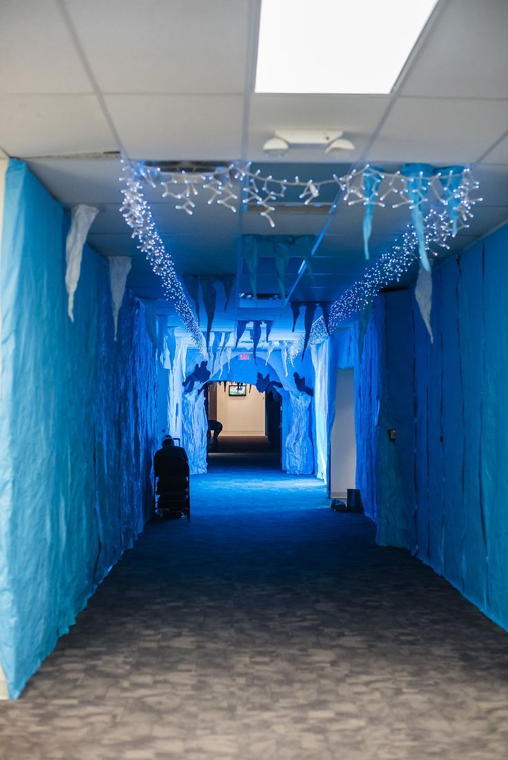 Ice Cave Hallway At Operationarctic An Opportunity To