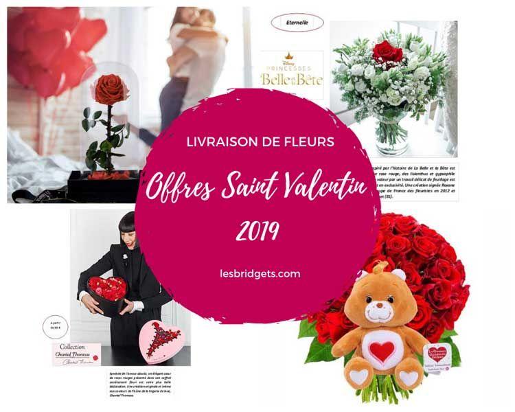 Offres Saint Valentin 2020 Livraison De Bouquet De Fleurs Code
