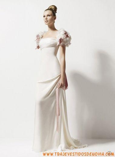oasis vestido de novia christian lacroix para rosa clar | weding
