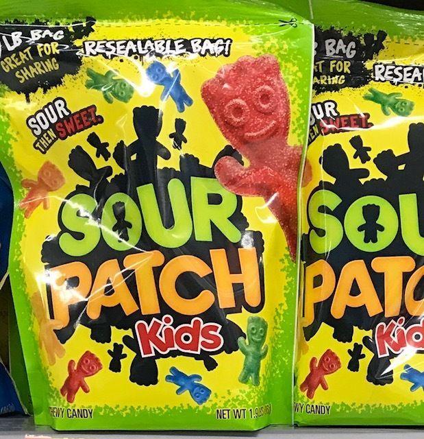 Sour Patch Kids Candy Original 30 4 Ounce Bag 1 9 Lb Family Size Sourpatch Sour Patch Kids Kids Candy Sour Patch