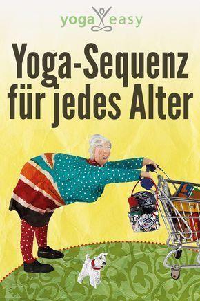Fit in jedem Alter YogaÜbungen die jeder machen kann  Fit in jedem Alter YogaÜbungen die jeder machen kann