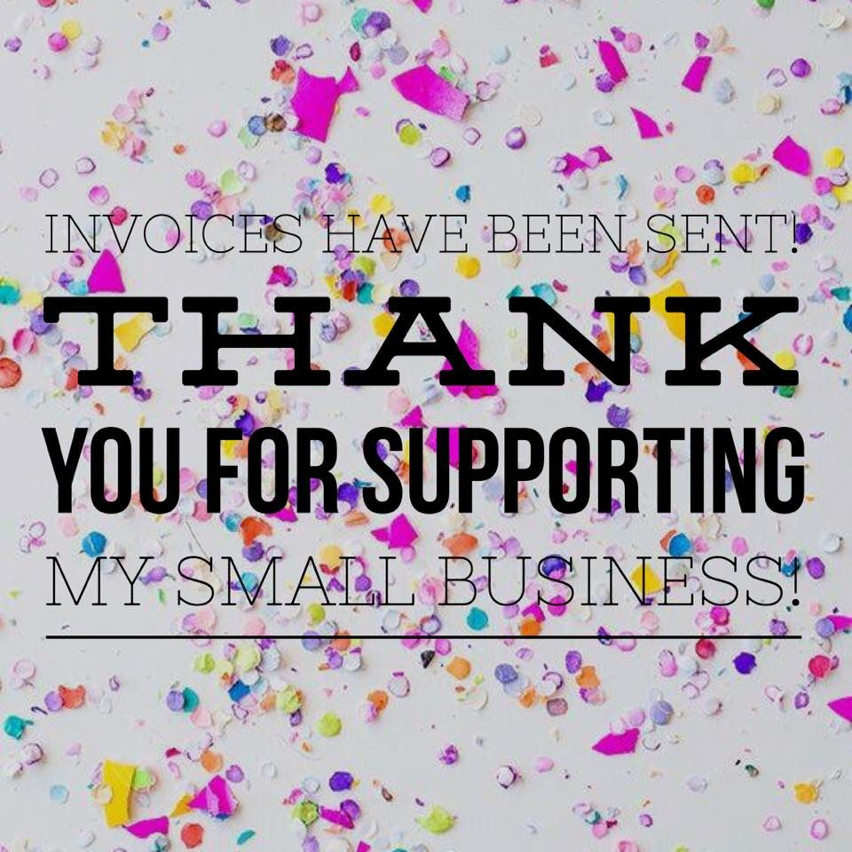 Thanks for your support Lularoe business, Dot dot smile