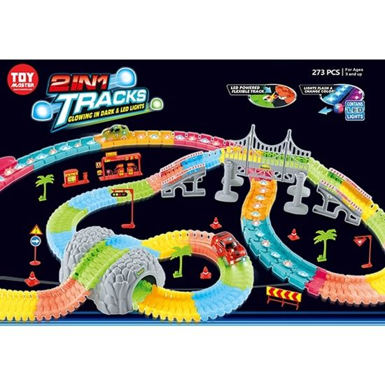 Magic 2-in-1 Tracks Are The NEW Amazing Racetrack That Can