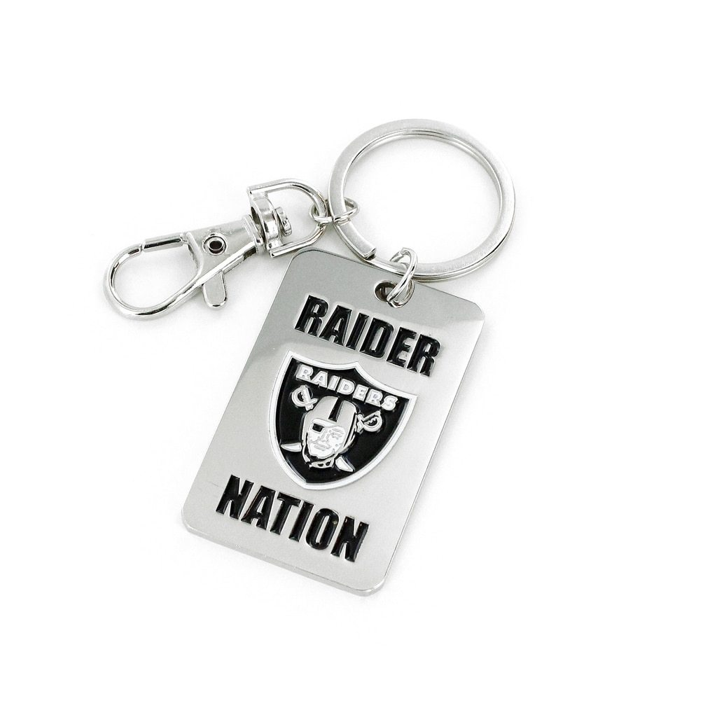 aminco NFL Oakland Raiders Home State Necklace