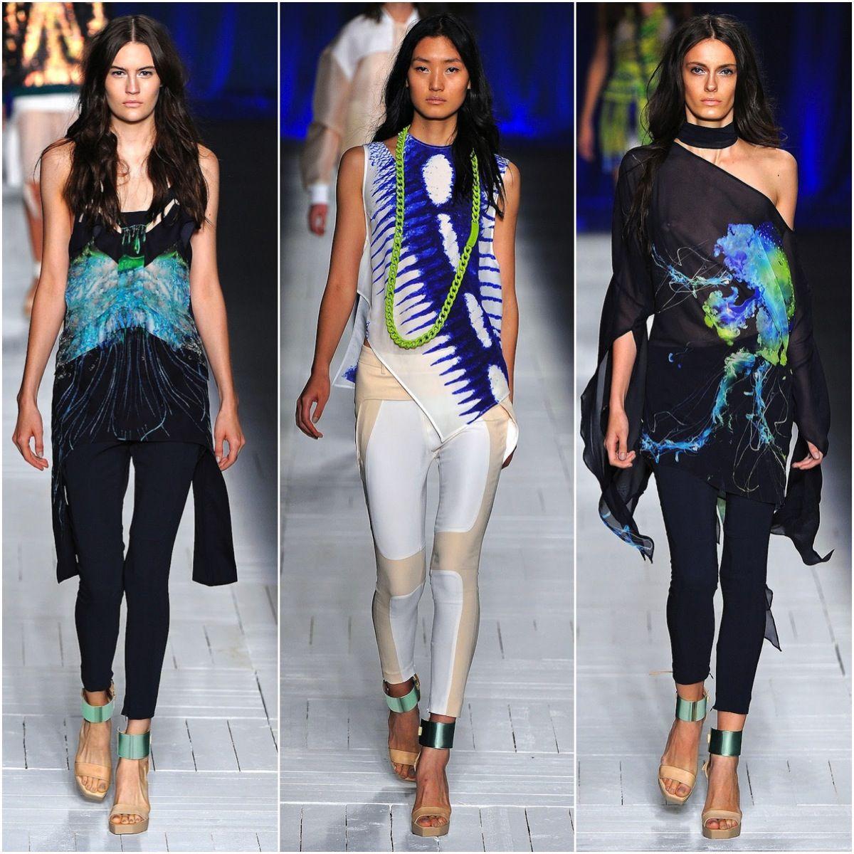 27. Just Cavalli SS13 #MFW #FashionShow #Womenswear #runway #photoset
