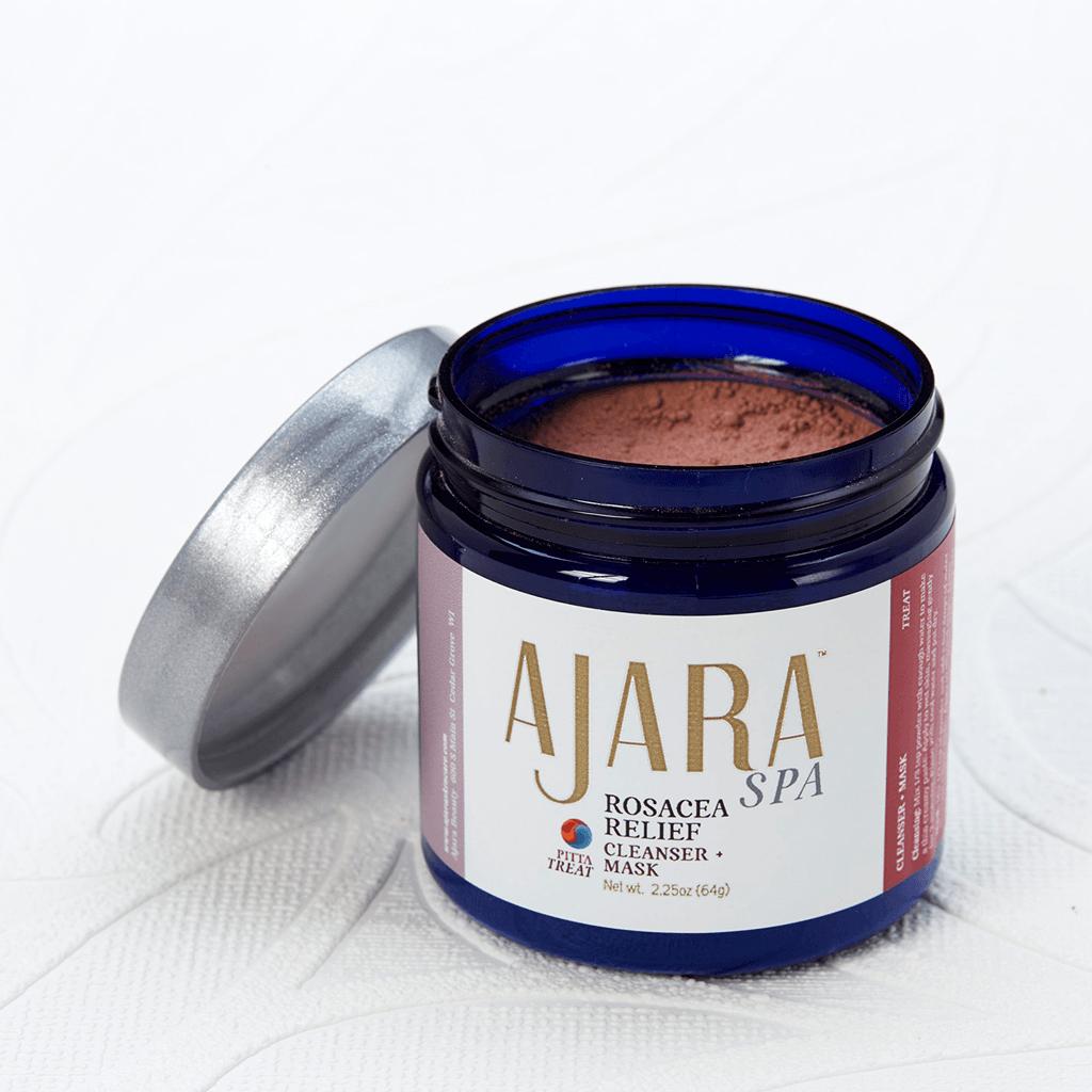 Ajara Rosacea Relief Cleanser + Mask (For ultra sensitive