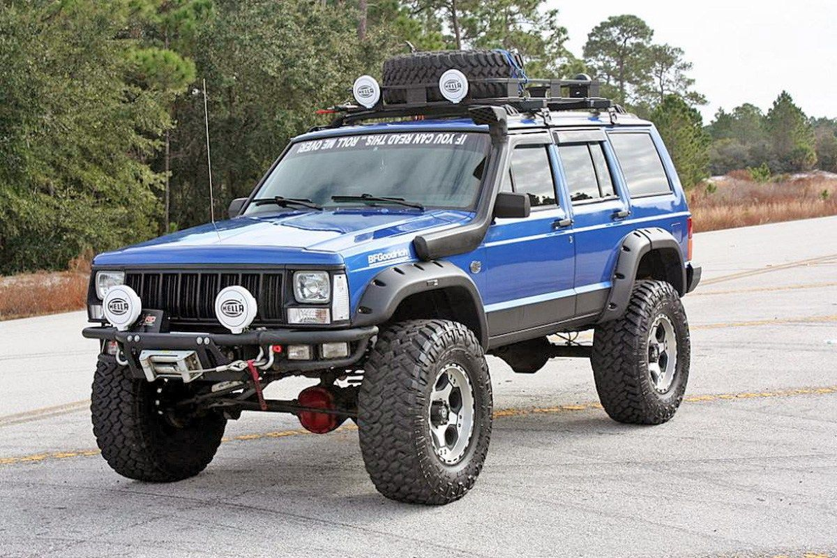 Best Jeep Xj Off Road Build Jeep Xj Jeep Cherokee Xj Jeep Cherokee