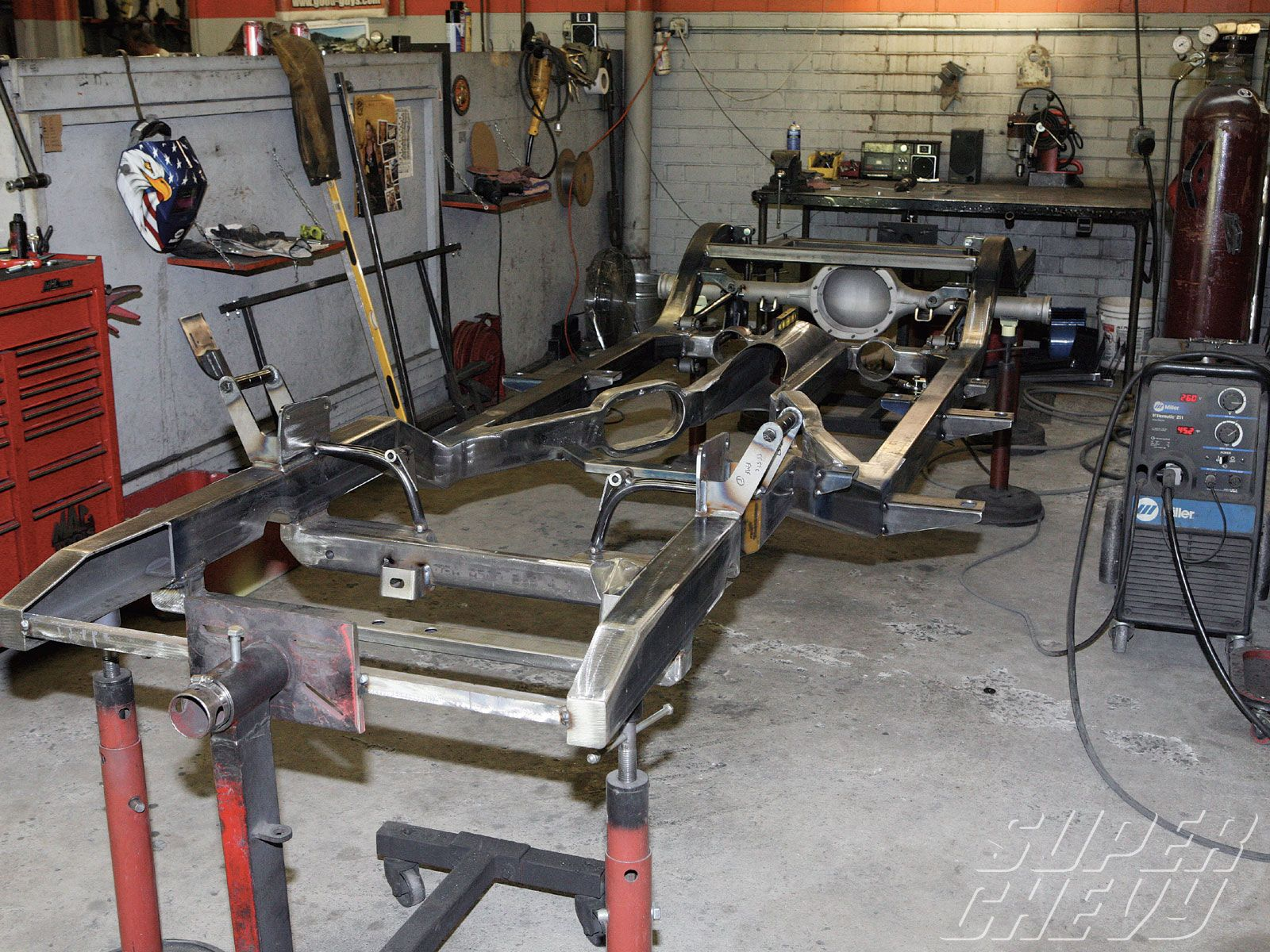20+ Tube Chassis Fabrication Pictures and Ideas on Weric