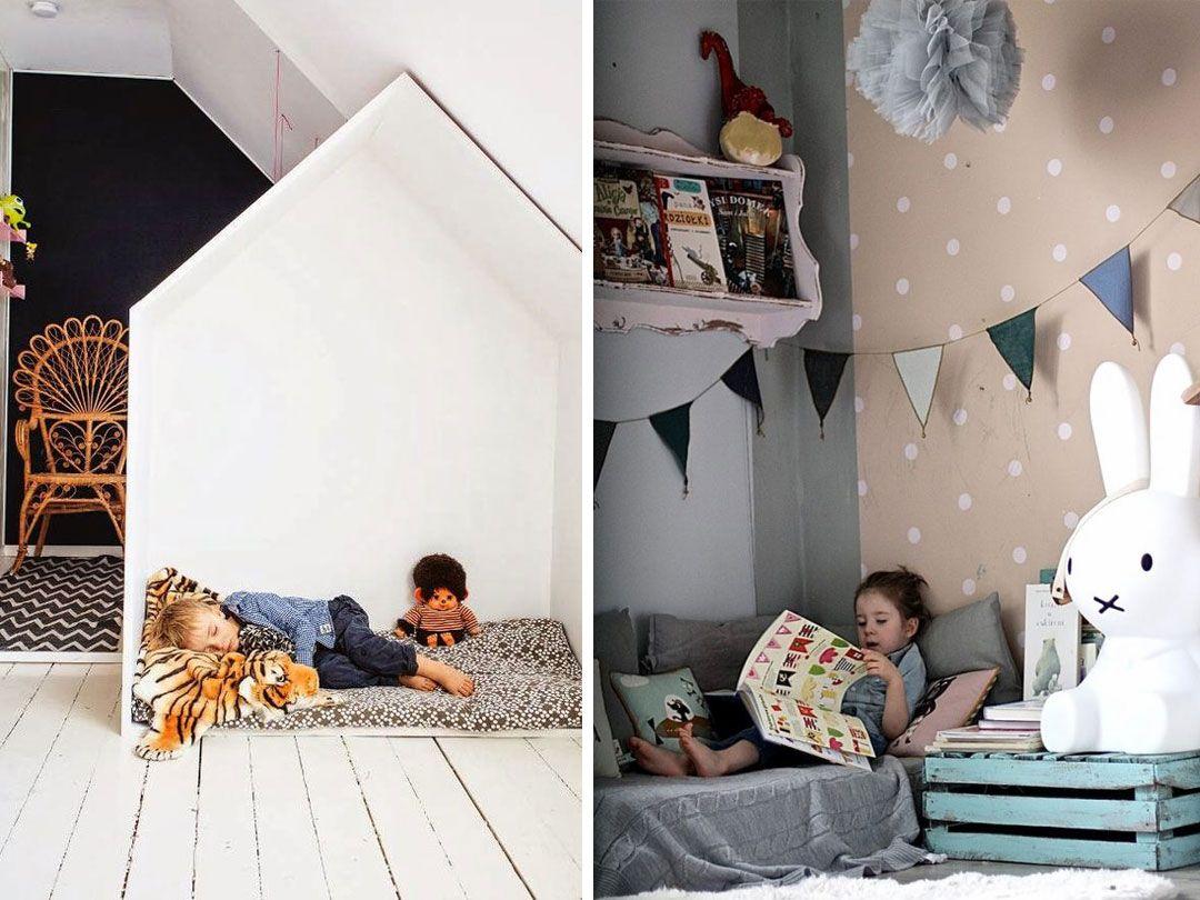 Kinderkamer Van Kenzie : Een gezellig hoekje in de kinderkamer maken er zijn zoveel leuke