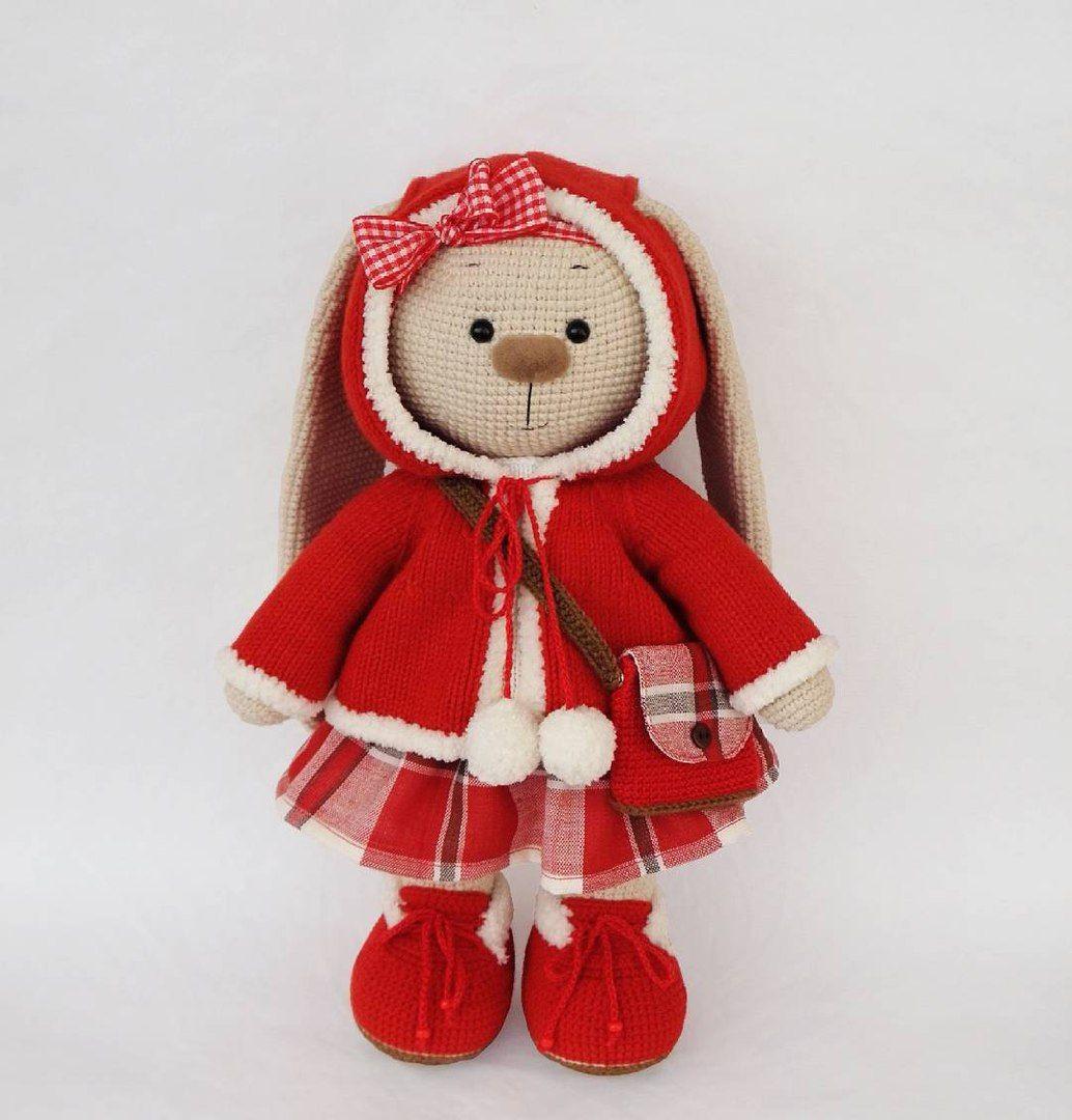 Ольга Янина | Knit - toys | Pinterest | Bären