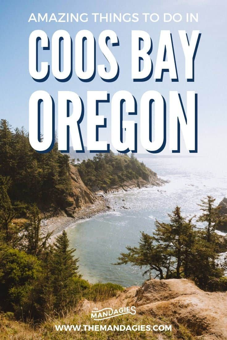 10 Amazing Things To Do In Coos Bay, Oregon This Weekend - The Mandagies #oregoncoast