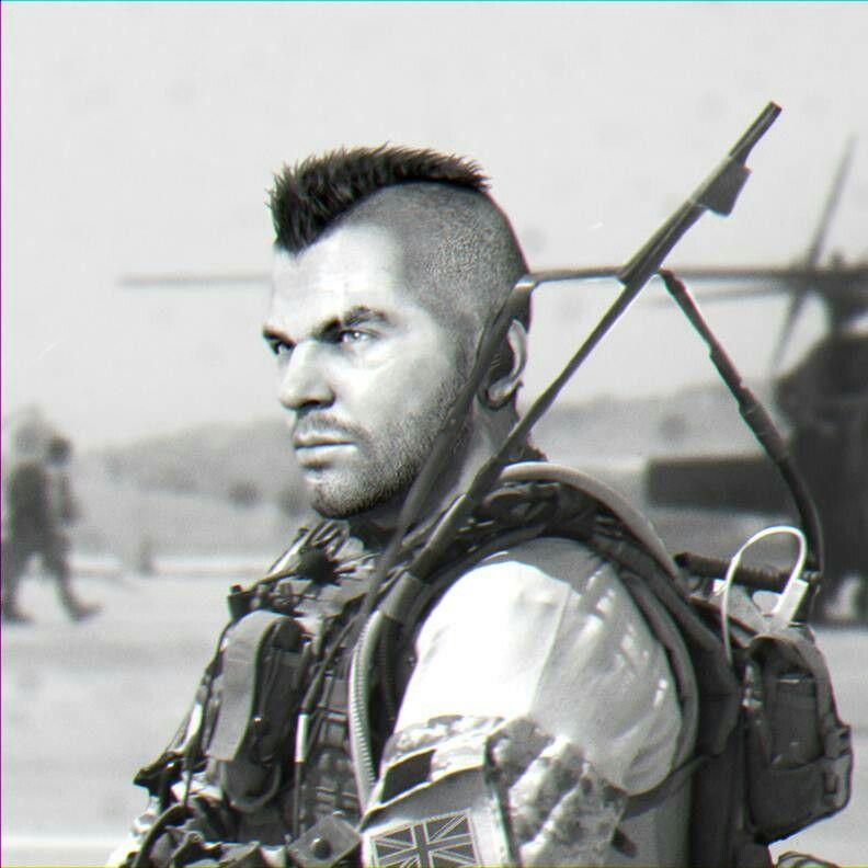 Pin By Jack Reiersgrd On Mohawk Pinterest Modern Warfare And