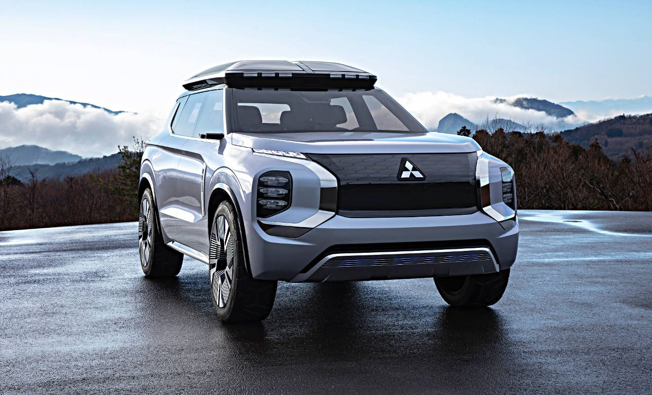 2021 Mitsubishi Montero Sport Ratings Explore 2021