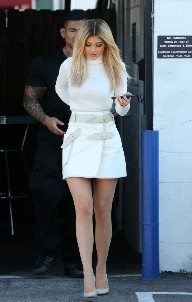 kylie's best look tbh