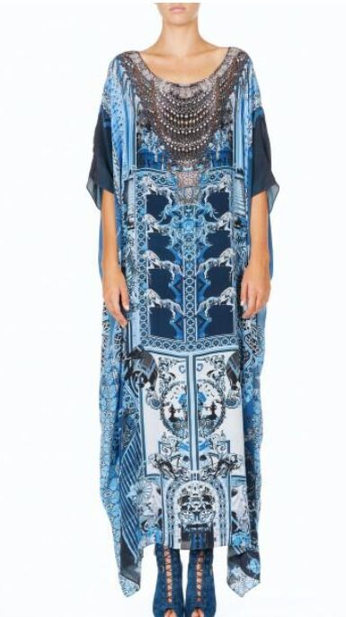 Camilla Franks Twilight Circus kaftan