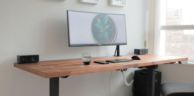 14 Unique DIY Desks That's Perfect For You! Wood design