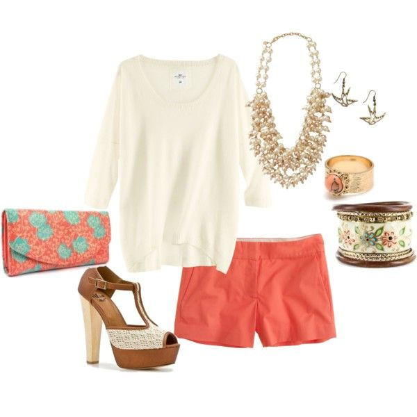 summer time outfit