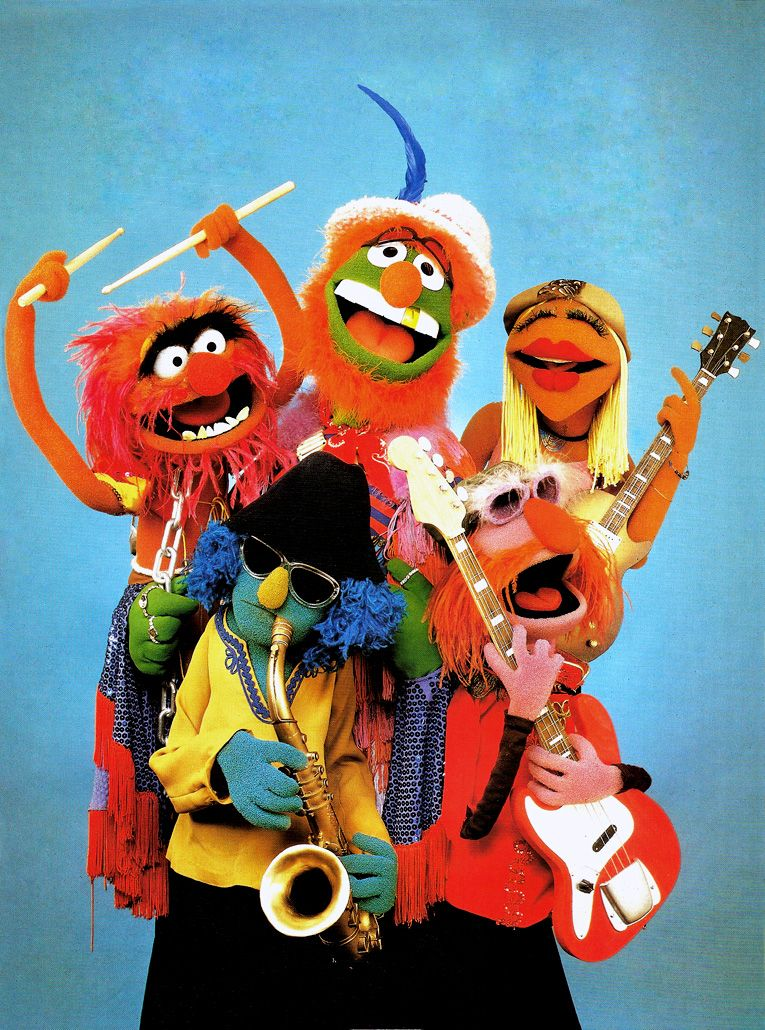 Dr Teeth And The Electric Mayhem The Muppet Show Muppets Muppets Band