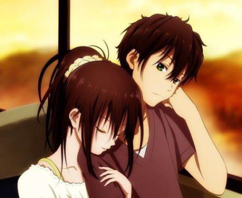 Terpopuler 30 Foto Keren Romantis Pacaran Kartun Di 2020 Kartun Pasangan Animasi Gambar Anime