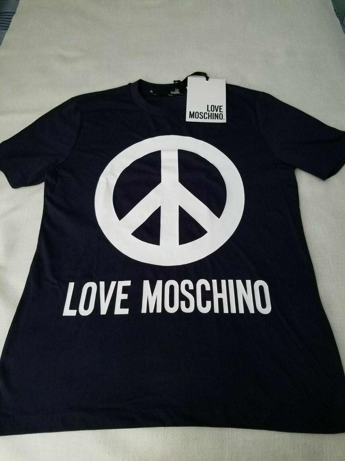 Mens Moschino Tee Shirt Moschino Moschino Mens Moschino Tee Shirt Price 150 00 Moschino Tee Shirts Shirt Price