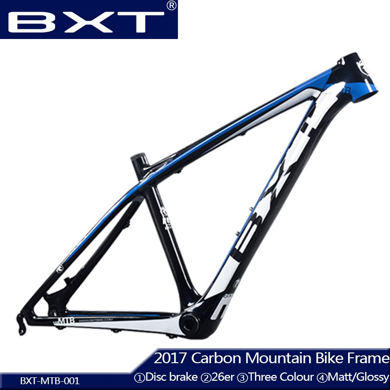 2017 BXT Chinese carbon frames 14/16 inch 26 carbon mountain bike ...