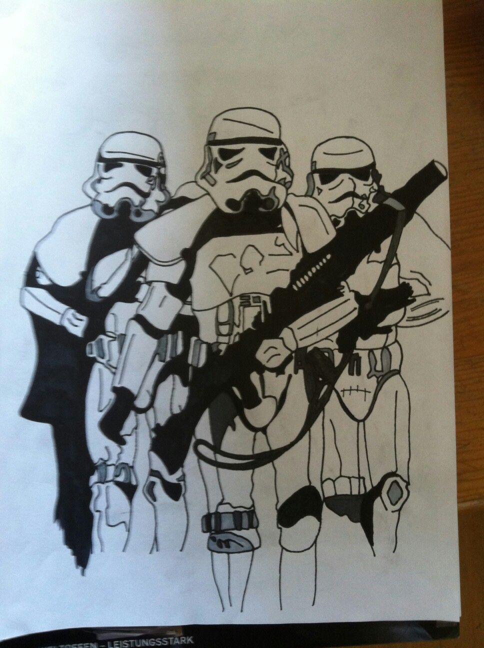 Star Wars, Zeichnung, Malbuch, ausmalen,   Star Wars   Pinterest
