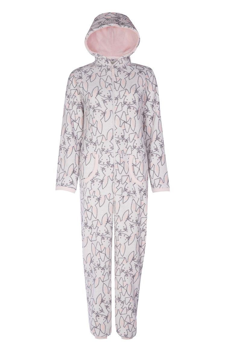 f1767729e00ffe Primark - Pijama-macacão coelho cor de rosa | Baby it's cold outside ...