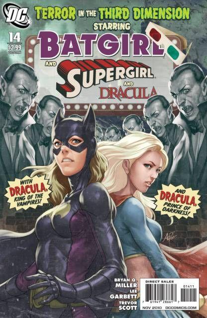 Batgirl #3 - Point of New Origin: Part 3 (Issue)