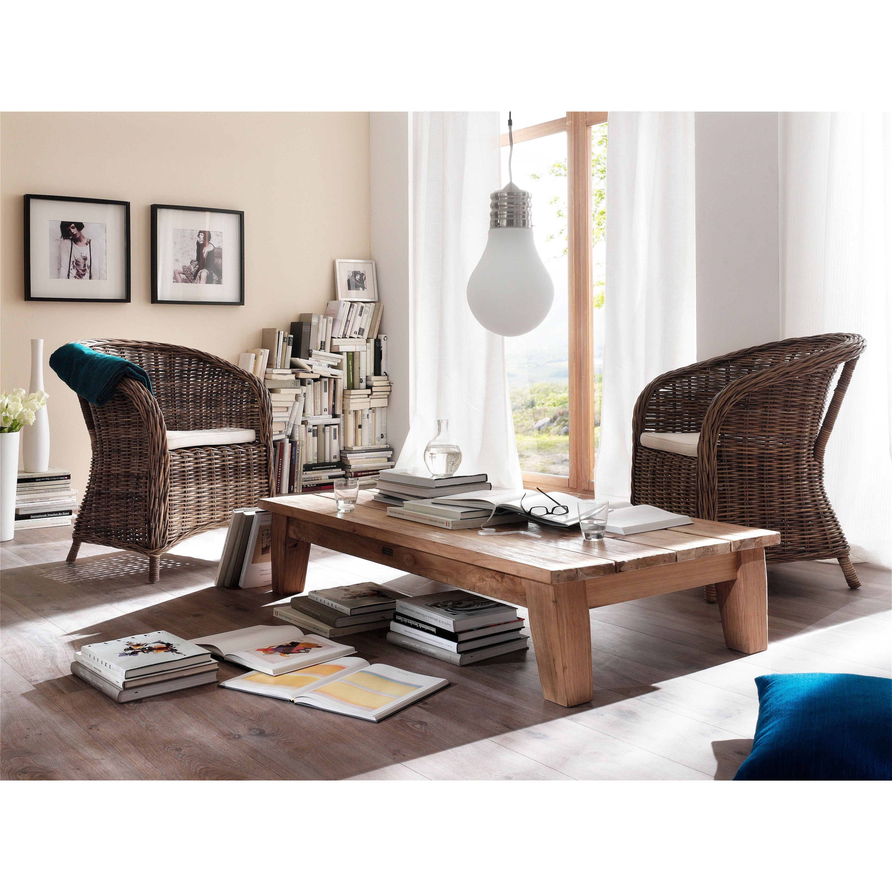 The Curated Nomad Placer 2 Piece Armchair With Cushion Set 22 83