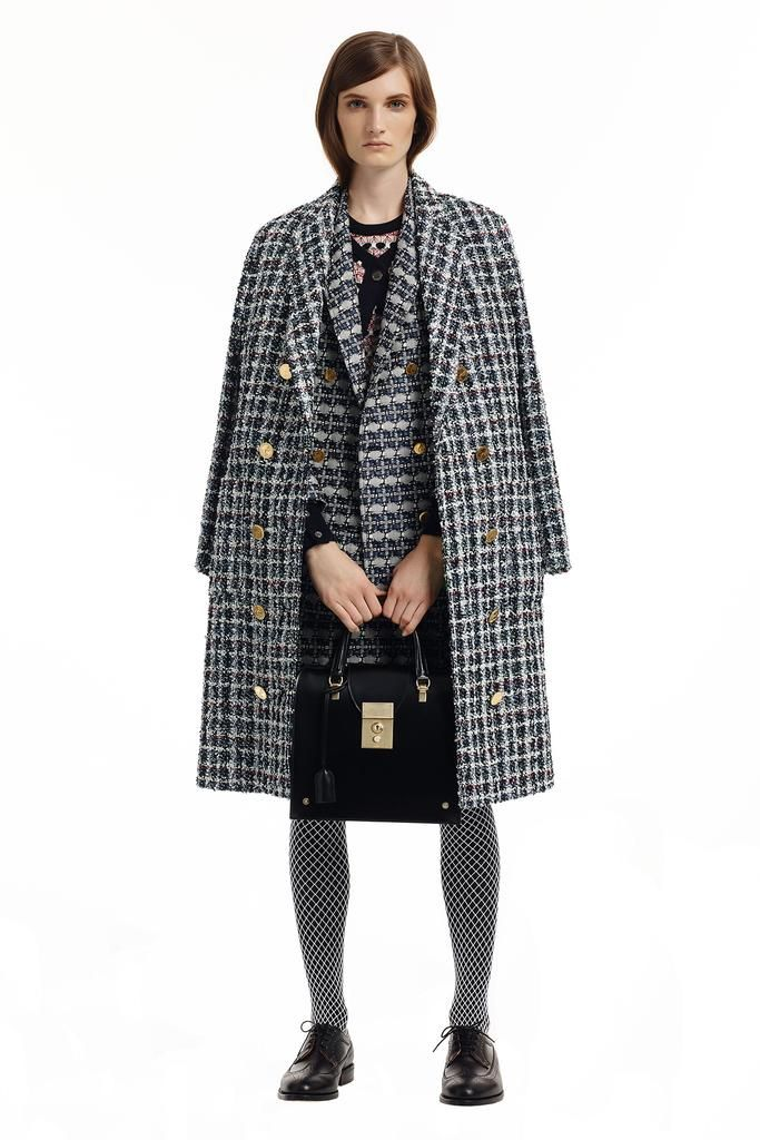 Thom Browne | Pre-Fall 2015 Collection | Style.com