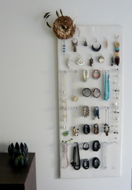 SATTA Jewellery Organiser Simple hack Plywood and Ikea hackers