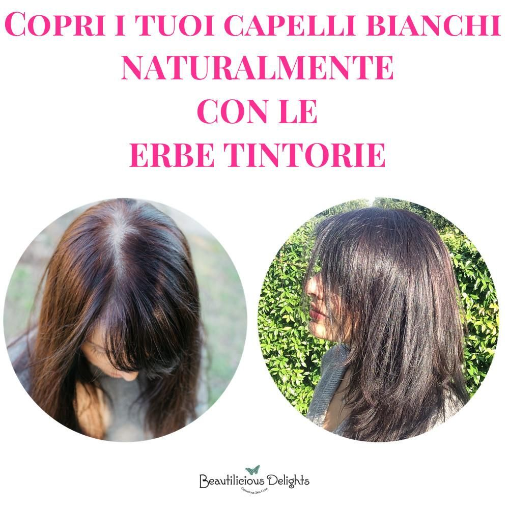 Capelli Bianchi Precoci Coprili Naturalmente Con Lhenné E