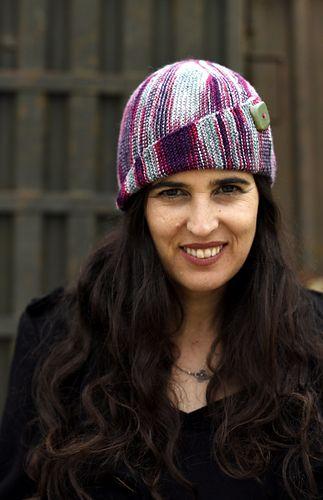 5cd76ae0bbf Dutrieu is a wonderful sideways knit hat