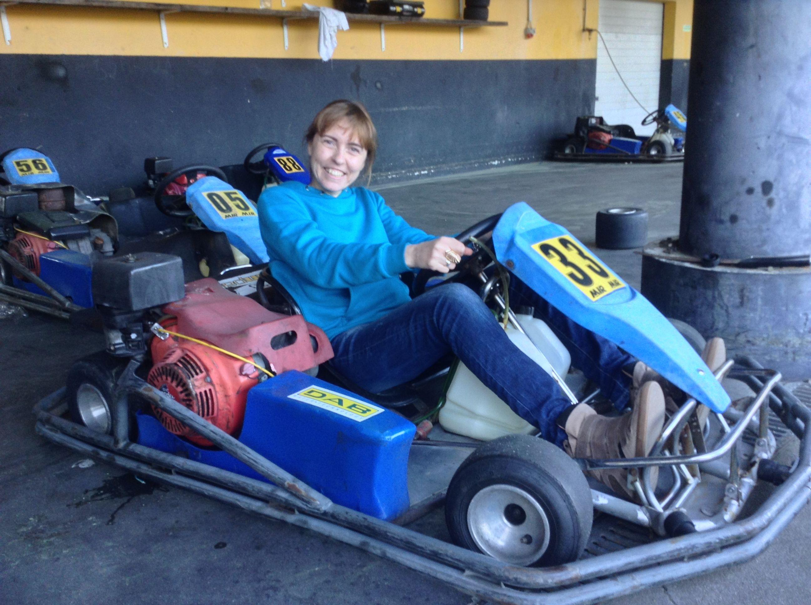 Tuxa Fonseca Karting