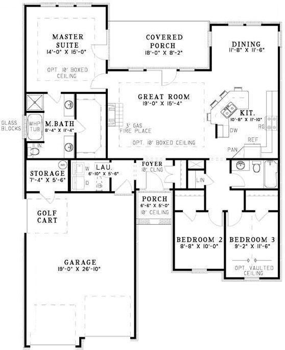 House Plans, Dream House Plans