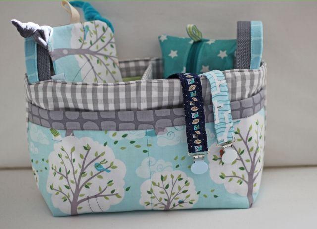 willkommenskorb knistertuch schnullerkette feuchttuchtasche sewing pinterest. Black Bedroom Furniture Sets. Home Design Ideas