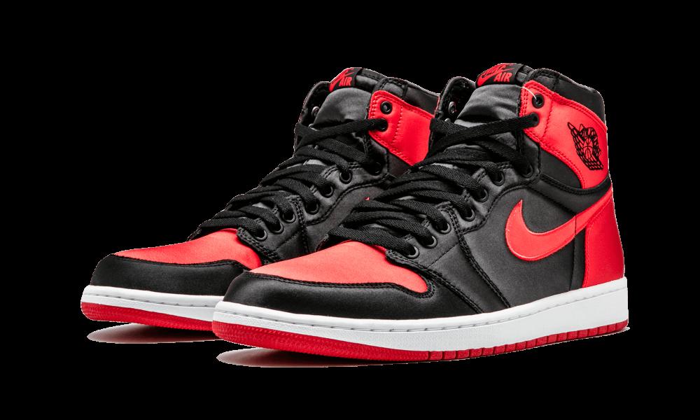 Air Jordan 1 Satin Banned Air Jordan 1