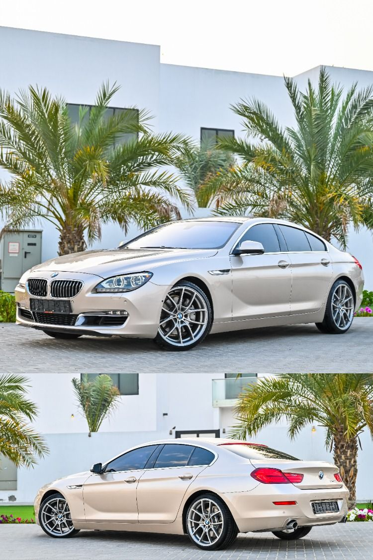BMW 640i MSport 2015 Alba Cars Dubai in 2020 Car