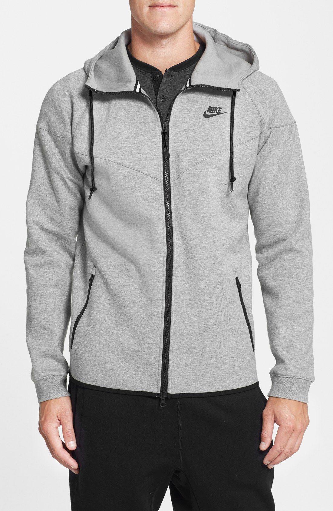 hot sale online 7c4c8 6fed0 Nike Water Repellent Tech Fleece Windrunner Jacket