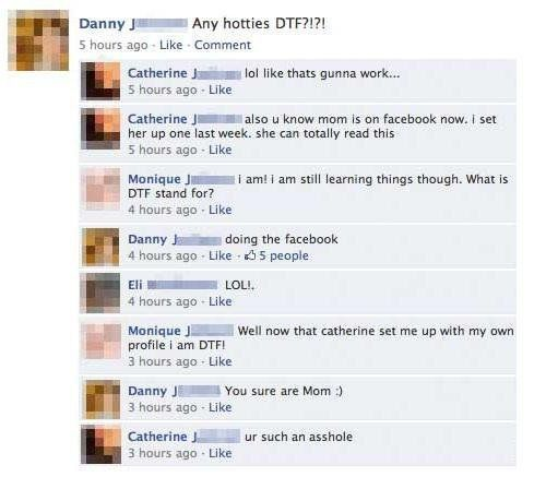 Most Embarrassing Moms On Facebook Smosh
