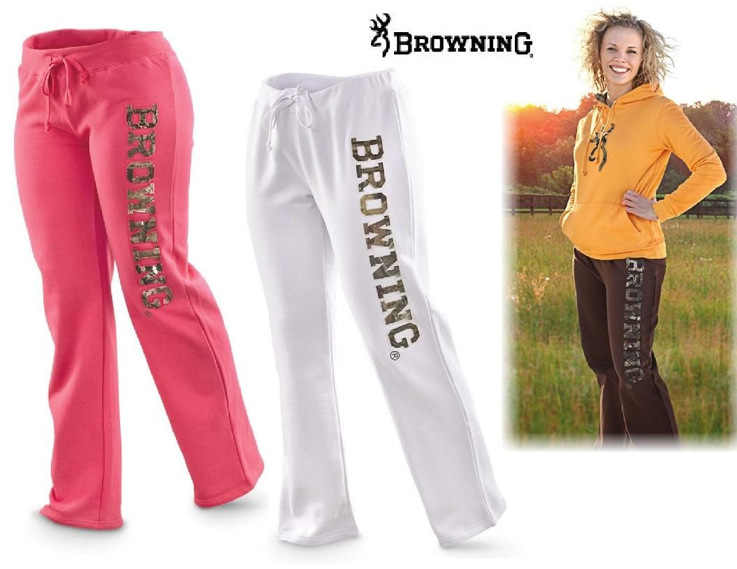 Browning clothing for women