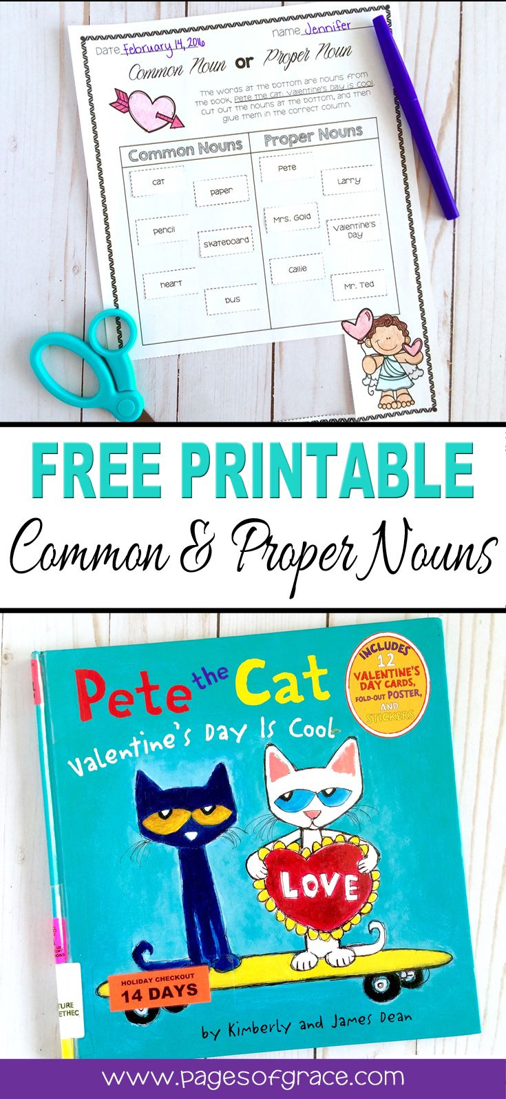 FEBRUARY READ ALOUD-PETE THE CAT VALENTINE\'S DAY IS COOL | Pinterest ...