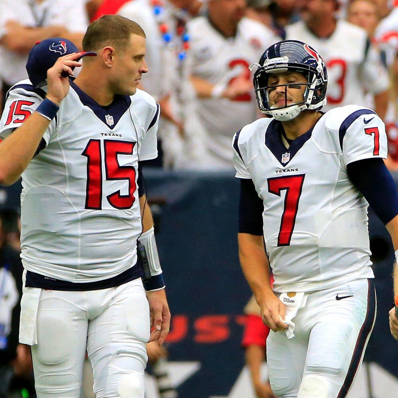 Sources Texans To Start Qb Mallett Vs Panthers Carolina Panthers Texans Quarterback Texans